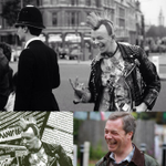 RT @danbarker: the Farage punk photo is an excellent piece of work. (via http://t.co/bTccfX1mbv) http://t.co/QXRKjrWgpV