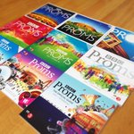 RT @premmdesign: @bbcproms Launch day! Looking forward to adding to our collection of BBC Proms Guides later! #throwbackthursday http://t.co/3sjXkGc3pT