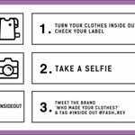 RT @futerra: Take it off. Go #insideout. Grab your phone. Take a selfie. Ask the brand #whomadeyourclothes? http://t.co/sTFLdrwCsN