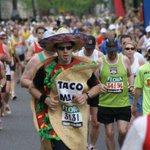 .@LondonMarathon Running the 2007 race as Taco man #tbt #londonmarathon http://t.co/EAugWhOudz