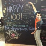 Were celebrating today! #ImpactHubDubai is officially #100DaysYoung :) - Shout out to all our Hubsters & tweeps #UAE http://t.co/pjza9Wq0RF