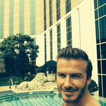 In case you missed David Beckhams holiday selfie... http://t.co/6f37mQyoFl