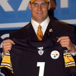 #TBT April 24, 2004: With the 11th pick in the 2004 NFL Draft, the Pittsburgh Steelers select..http://t.co/3cZpdpBm5l http://t.co/1OUrkHzuW0