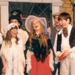 RT @CrazyFoxPanto: #throwbackthursday This little lass singing away in our 1995 version of Dick Whittington is now a professional actor! http://t.co/6cqXVr0hLI