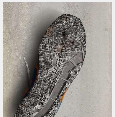 Cool Design for the London Marathon. http://t.co/jWvJ96e7T4