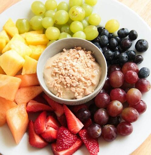 Overindulged over Easter but still want a sweet pick me up? Try a fruit platter with sweet caramel dip! #TreatTuesday http://t.co/CfBYDRtAVY