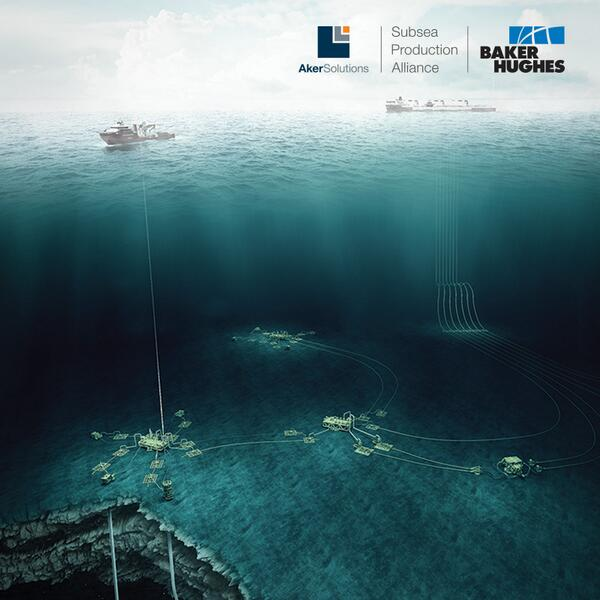 Baker Hughes and Aker Solutions form #subsea production alliance, learn more: http://t.co/Kyknh2tSp8 #akersolutions http://t.co/z4h9IdpZ85