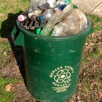 RT @gbezilla: @GreenPaperCup @sustainptn Happy Earth Day! I filled 2 bags with trash & 1 can with recyclables from a Princeton rd http://t.co/MoutrWqdwx