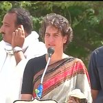 Took on the BJP like never before! RT @ANI_news Priyanka Gandhi addressed a rally earlier today http://t.co/lzheHVtYbt #PriyankaVsBJP