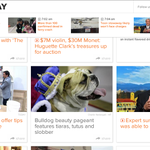 #BeautifulBulldog Contest on the front page of @TODAYshow website this AM http://t.co/vnjwG2M9fu