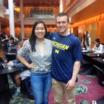 RT @hashtagmaggie: Last day of class at @umich with my best friend, @RealEricKibler. Cant imagine college without you, Kibz. http://t.co/YvzHLVNtdM