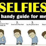 Selfies: A guide for men. http://t.co/AWVlsFe7rA