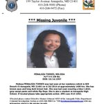 Annapolis police seek help in locating missing Annapolis High School student. http://t.co/d2v3UJKolr