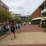Bomb threat reported at Haley Center. Building temporarily evacuated. Police are investigating. http://t.co/o2QcrhBVJu