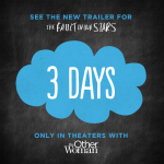 MOVIE NEWS! A new trailer for The Fault in Our Stars will be shown in theaters before The Other Woman from Friday. http://t.co/ml0mP8A5vl