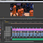 A little #TimelineTuesday action, editing the @Suns Top 10 Dunks of the Year. http://t.co/RWPA9j3hrY