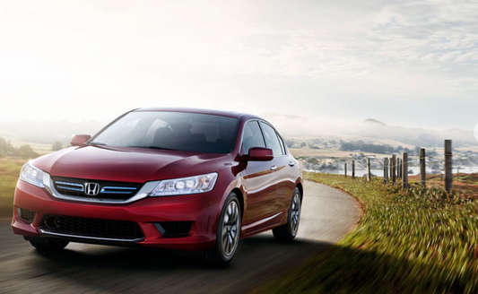 Honda Accord Hybrid & Civic Natural Gas were named in KBB's 10 Best