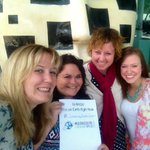 #GlobalSelfie at @HeraldTribune with @_ejohnson_ @GabrielleRusson and @kyleecress for @NASA and #EarthDay2014 http://t.co/7lhYj1YYPA