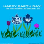 RT @MapleLeafs: Happy #EarthDay! http://t.co/xNKbEMcljO