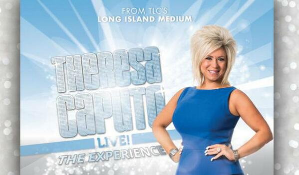 You guessed it- @Theresacaputo is returning June 28 and 29! Details coming soon. http://t.co/IAunP9gjXM http://t.co/L4P0nCQlwx