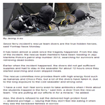 "RT @Pray4SouthKorea: ""Hidden #heroes: #Sewol #ferry incidents divers"" #PrayForSouthKorea http://t.co/gPwgw1ayq8"