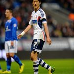 RT @OfficialBWFC: PHOTO: Chung-Yong Lee with a black armband as a mark of respect for lives lost in the Korean ferry disaster. #BWFC http://t.co/uDPCmPm1qU