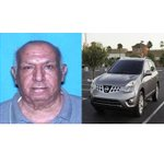 ACTIVE SILVER ALERT for Roushdi A. Farag from McAllen, TX on 04/22/2014, Silver Nissan Rogue CA plate 6HR- E869. http://t.co/OOSTfgGWbb