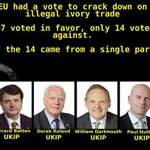 Love elephants, hate UKIP? get free UKIP tickets and dont go Result:empty meetings nationwide http://t.co/lQNnhZwib4 http://t.co/aIV3CRkjCS