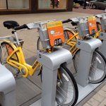 RT @salesforce: Teaming up on Earth Day! @ExactTarget and the Indiana @Pacers launch a bikesharing program: http://t.co/nIMofeSQ7q http://t.co/8DcKV6VcUB