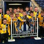 RT @yfst: Congratulations to Blackburn United, The Falkirk Cup Club of the Tournament 2014! http://t.co/hyfxYTL2gx