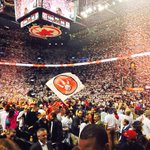 RT @poojahandatv: And thats what you call a big FAT W!!! #RaptorVSNets #WeTheNorth http://t.co/KyvV7J2NbE