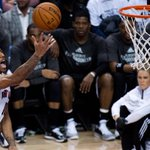 Raptors beat Nets 100-95 to even first-round series at 1-1 http://t.co/9IuHdwLF1d http://t.co/kURtxmLFIW