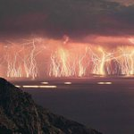 RT @TheMindBlowing: Venezuelas Catatumbo Lightning.18 to 60 lightning bolts per minute to up to 3,600 per hour and 1.2 million a year: http://t.co/jGFUhLqc7o
