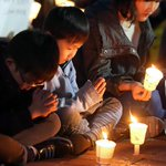Its time we stop blaming and start praying for those who suffered the loss themselves. #PrayForSouthKorea http://t.co/QU2ZDqghsF