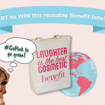RT @BenefitBeauty: #GoPink to go green! RT to #WIN your own reusable tote from @BenefitBeauty! #HappyEarthDay http://t.co/2RknHnW7EL http://t.co/uwcamHgdz7