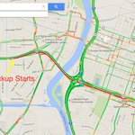 Seeing red! Traffic backed up already into West Sacramento on 50 east. #sacramento #fix50 http://t.co/SCQp1UrH1V