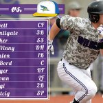 RT @kstate_gameday: #KStateBSB takes on Bakersfield for the final nonconference game of the season at Tointon Family Stadium! Lineup: http://t.co/hPKhNmqlPc