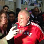 RT @TracyTongCity: @TOMayorFord going into the ACC for @Raptors vs @BrooklynNets @CityNews http://t.co/CrQdZ0bcEh