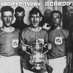 RT @CardiffCityFC: #OnThisCardiffCityDay at Wembley in 1927 #CardiffCity won the #FACup, the only non English team to do so http://t.co/Nd6cXsvpxi