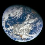 RT @NASA_EO: Earth Viewed by Apollo 8 http://t.co/AfVAoH5snj #EarthDay http://t.co/r7brObYpuB