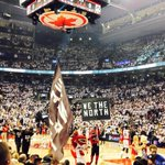Never heard a crowd so loud and proud! #WeTheNorth #RaptorVSNets http://t.co/dflN9TSETD