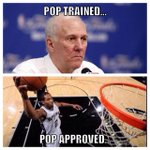 The fact that #CoachPop cant control his emotions is spreading throughout the team #kawhi #TameThePonies #GoSpursGo http://t.co/tsAUaykBmW