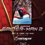 This Saturday April 26th were hosting the exclusive premier party for Spider Man 2! #redtag #Spiderman2 #Toronto http://t.co/vTeSPhV5EU