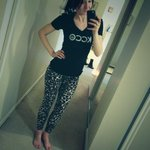 "RT @KCCOLondonUK: ""@ashkcco204: Of course I had to take a selfie!! Fits perfect like I knew it would #KCCO http://t.co/w0WboAwRmS""❤️"