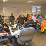 Multiple agencies working together in the traffic operations control during #fix50, pre peak commute hours. http://t.co/Sp7SbvHwvd