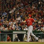 RT @Angels: The moment of #500 for @PujolsFive - photo by #Angels Matt Brown http://t.co/QjwUGOtmi6