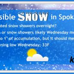 YES! BRING THE SNOW! @KrisCrockerKXLY: Possible snow tomorrow in #Spokane & #CdaID #wawx #idwx @kxly4news #kxly http://t.co/dSkmowLfxO