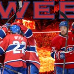 HABS SWEEP! Max Pacioretty scores series-clincher w/ under a minute left as Montreal beats TB, 4-3, win series, 4-0. http://t.co/kzQTXW6CuF