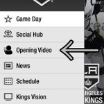 Are you at @STAPLESCenter? When the lights go out, make sure your LA Kings app is ready - http://t.co/SwpkuKn7ei http://t.co/FCEWq6L6Qp