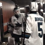 RT @SanJoseSharks: Its gametime! #BeatLA http://t.co/msQapOpb3u